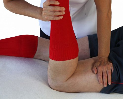 Knee Pain Physio. Sports Massage from Maple Clinic Dublin
