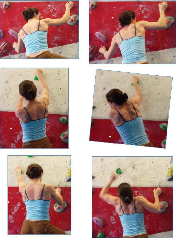 Comparison of Climbing Styles
