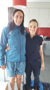 sport massage, women's rugby world cup, recovery massage