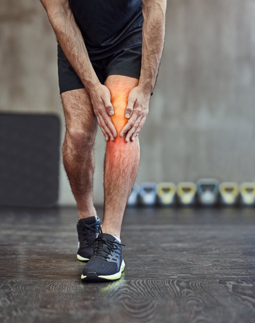 Pain over the kneecap – a quick summary