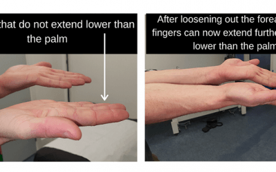 Rock climbing: Flexible Fingers and Wrists